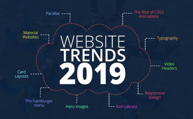 Website Trends 2019